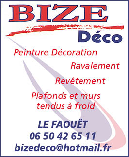 Bise deco for Deco quimperle